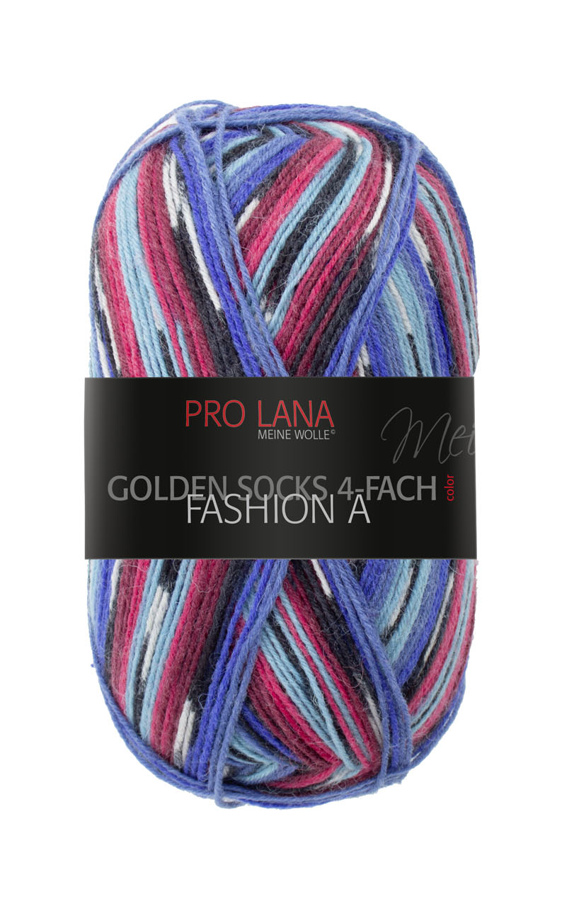 PL Golden Socks  4f.100g Fashion A
